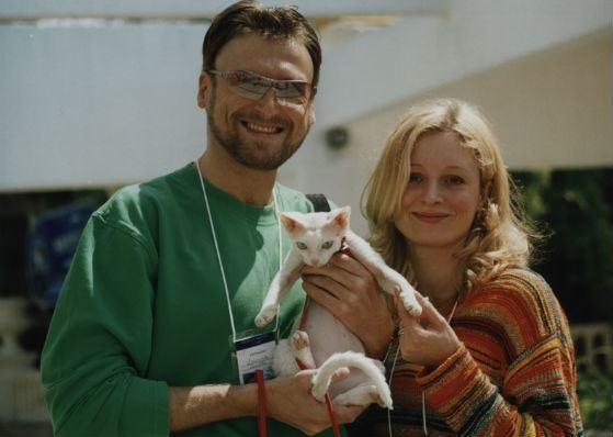 Никита Джигурда и Яна Павелковская прожили 12 лет