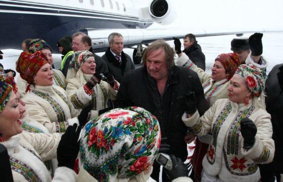 Россия тепло встречает «новых русских»