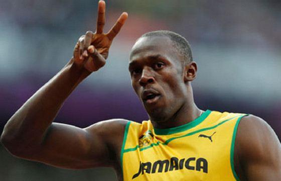 Усэйн Болт - самый быстрый ямайский атлет