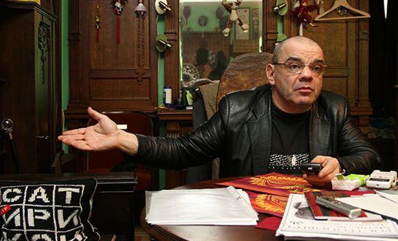 По данным прессы, Константина Райкина госпитализировали в Москве