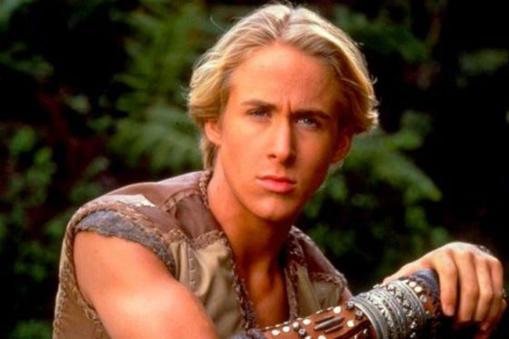 Ryan Gosling in the series «Young Hercules»