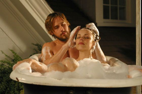 Rachel McAdams and Ryan Gosling were a couple on screen and then in real life