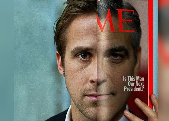 «The Ides of March». Ryan Gosling as Stephen Meyers