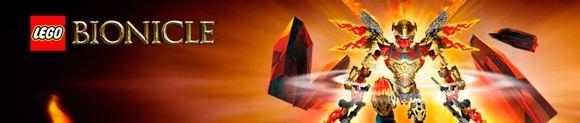 Lego Bionicle – увлекательный мир мифологического противостояния