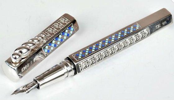 La Modernista – ручка, посвященная творчеству Антонио Гауди