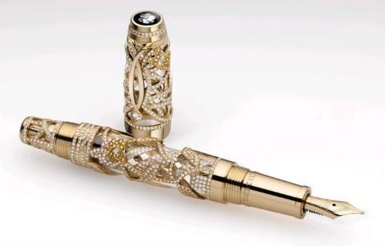 """""""Bohemian butterfly"""" by Montblanc"""