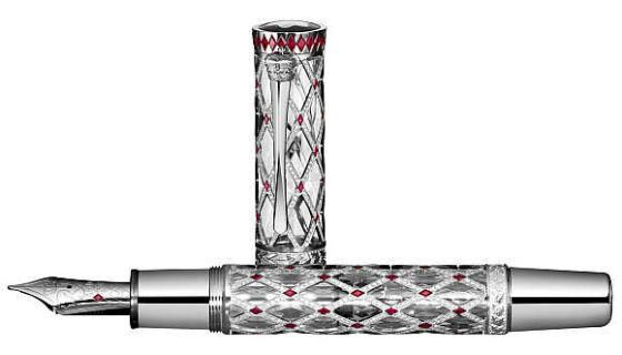 Even the most expensive pens sometimes require replacement ink