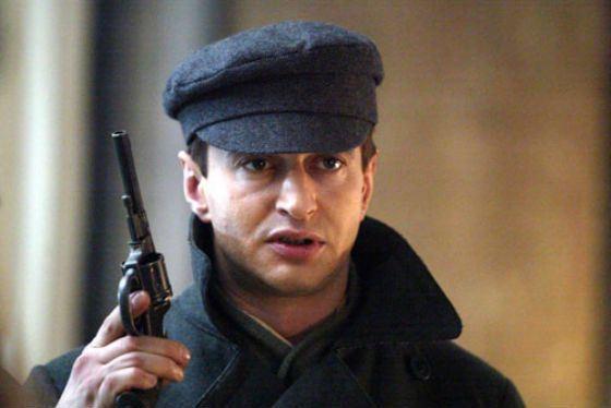 В «Статском советнике» Хабенский сыграл лидера террористов Грина