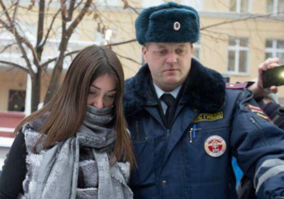Генпрокуратура попросила отнять Мару Багдасарян водительских прав пожизненно