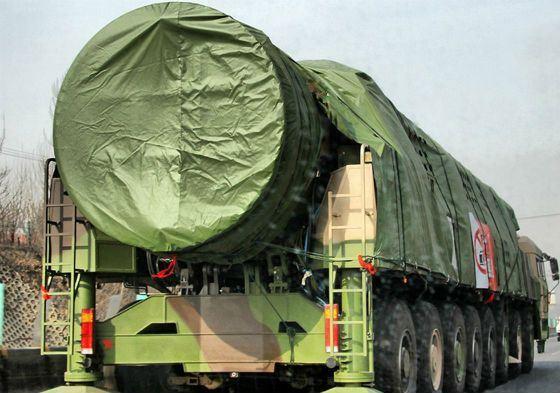 ВКремле несчитают «военное строительство» Китая угрозой для Российской Федерации