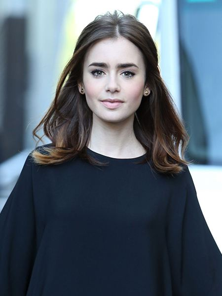 View Photos Lily Collins 2019