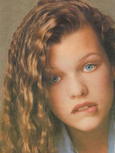 Милла Йовович (Milla Jovovich) биография, фото, рост вес ... мила йовович биография