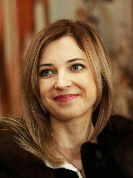 Сборник голых фоток и видео Наталья Поклонская. Бесплатный просмотр на Starsru.ru